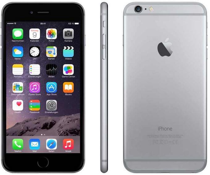 iPhone6 Apple iPhone 6 mit 64GB in spacegrau für 379,90€