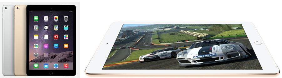 ipad2  Apple iPad Air 2 16GB WiFi + Cellular + Vodafone 6GB MobileInternet Flat 42.2 LTE für 29,12€ monatl.   Update!