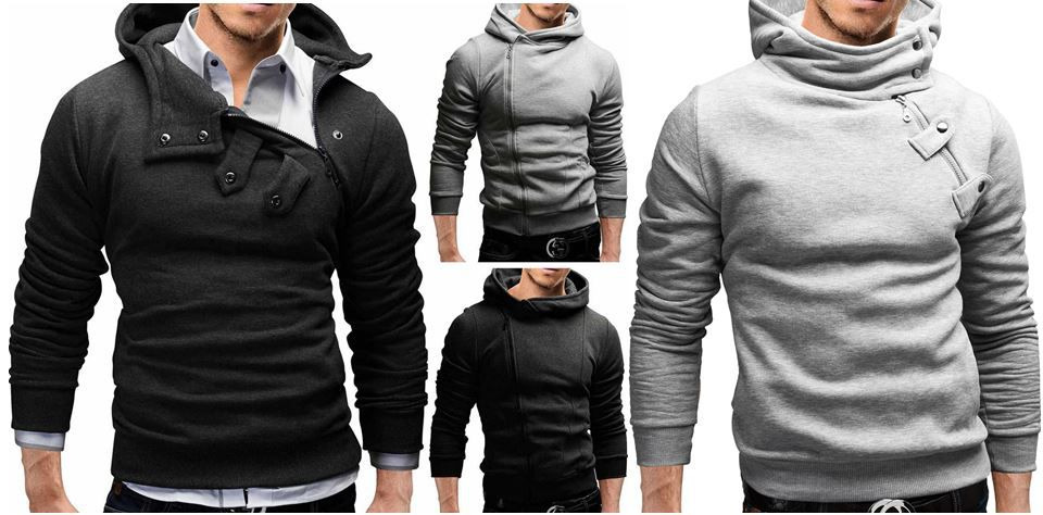 MERISH   Herren Pullover, Hoodie, Sweatshirts: neue Modelle je 22,90€ inkl. Versand