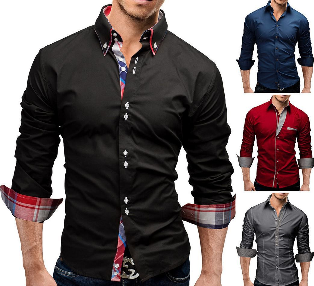 merish2 MERISH Herren Hemden, verschiedene Modelle für je 19,90€   Update!