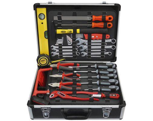 Famex 744 98 Universal Werkzeugkoffer für 89,98€ (statt 107€)
