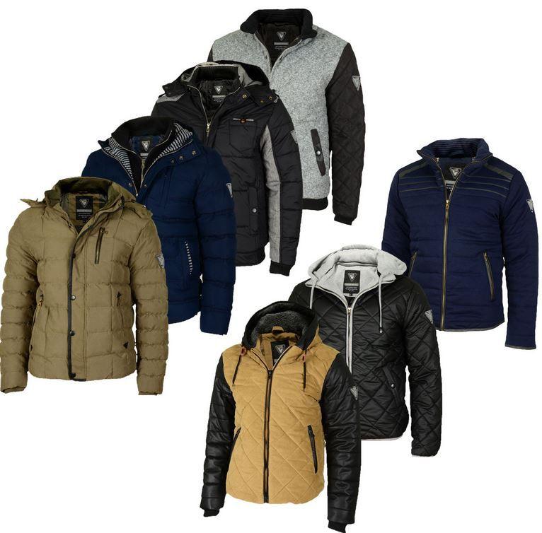 Sucker Grand   warme Winterjacken, verschiedene neue Modelle für je 28,90€   Update