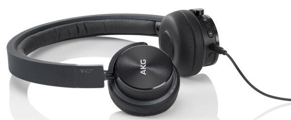 AKG Y45BT Bluetooth On Ear Mini Kopfhörer mit Fernbedienung und Mikrofon für 76,89€