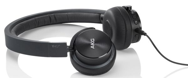 AKG Y45BT AKG Y45BT Bluetooth On Ear Mini Kopfhörer mit Fernbedienung und Mikrofon für 76,89€