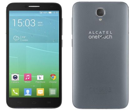 Alcatel Onetouch Idol 2 Smartphone (1,3GHz, 8GB, 5 Zoll, Dual Sim) für 141,97€