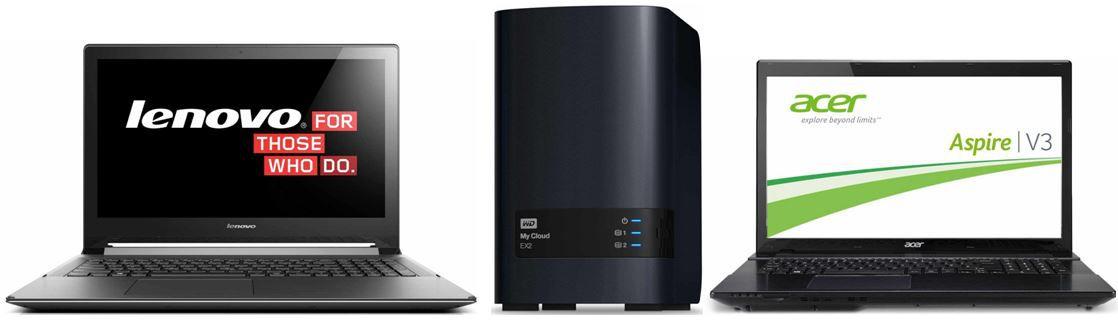 WD My Cloud EX2   Cloud Speicher (NAS) 4TB mit WD RED Festplatten   bei den 29 Amazon Blitzangeboten