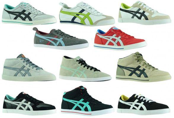 Asics Sneaker Asics Sneaker   12 verschiedene Modelle für je 28,99€
