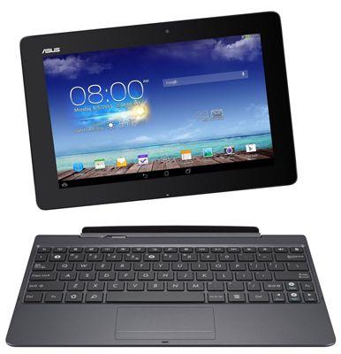 Asus New Transformer Pad TF701T   10 Zoll Tablet mit Docking Tastatur für 349€