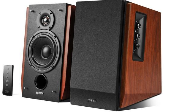 BT lautsprecher Edifier R1700BT   kabellose Blutooth Regal Lautsprecher für 128,90€
