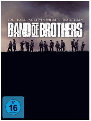 Band of Brothers Band of Brothers   Wir waren wie Brüder: Die komplette Serie auf 6 DVDs ab 9,97€