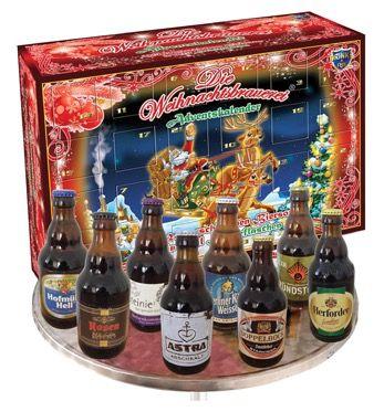 Bier Adventskalender Bier Adventskalender   24 verschiedene deutsche Biere für nur 29,90€  Update