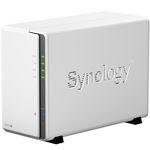 Synology DS213J – 2-Bay NAS Server für 129€ (statt 177€)