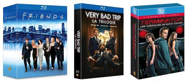 2 Box Sets für 1   z.B. Clint Eastwood 20 Film Blu ray Collection + Terminator The Sarah Connor Chronicles für 108,79€