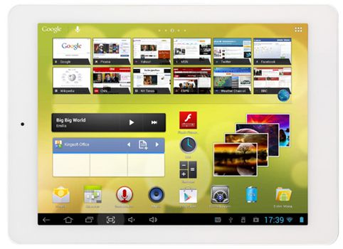 CMX Clanga 097 2016 CMX Clanga 097 2016 Tablet (9,7 Zoll IPS, 1 GHz, 2GB Ram, 16GB) ab 85€