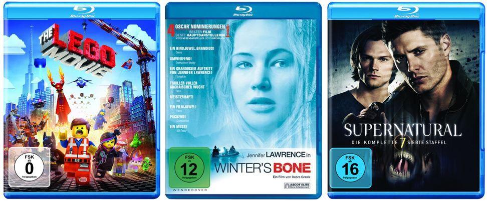 DVD Blu rays6 Supernatural   Die komplette siebte Staffel ab 9,97€ und mehr bei den Amazon DVD und Blu ray Angeboten der Woche