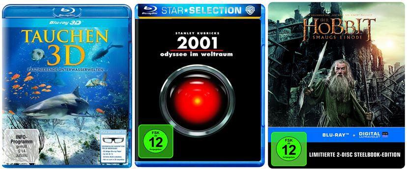DVD Blu rays8 10 Blu rays für 50€ und mehr Amazon DVD und Blu ray Angebote