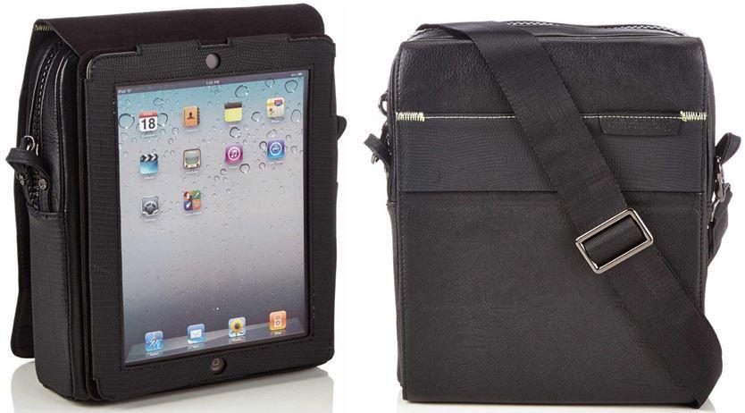 Dealclub entertainbag Integrity 5EN1112POINB   Unisex Messenger Tablet Tasche für 39,90€