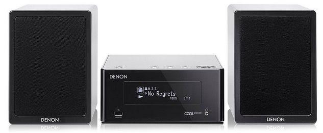 Denon Ceol Piccolo N 4 Netzwerk Hifi System für 259€