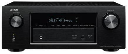 Denon AVR X2100W   7.2 AV Receiver mit AirPlay für 379€