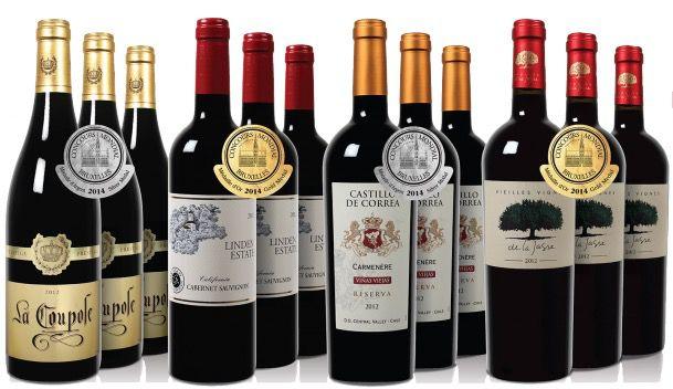 Der Weinversand: 25€ Gutschein mit 50€ MBW