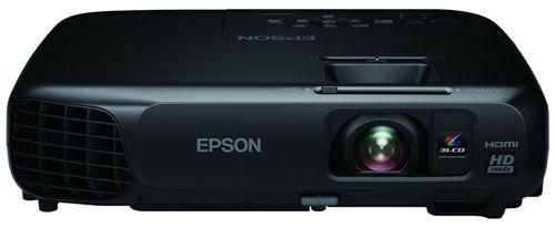 Epson EH TW490   Beamer (1280x800 Pixel, 3000 Lumen, HDMI) für 333,79€ als WHD