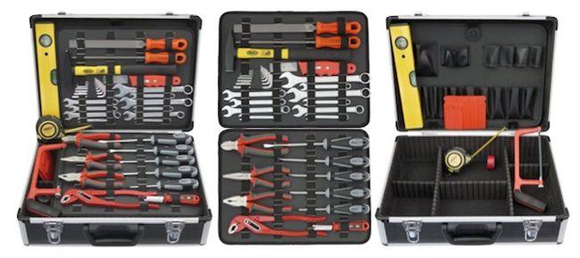 Famex Werkzeugkoffer Universal 744 98 für 99,99€