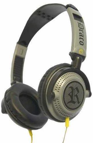 Fischer Audio Draco   Headset (mit Fernbedienung und Mikrofon im Kabel) für 15,90€