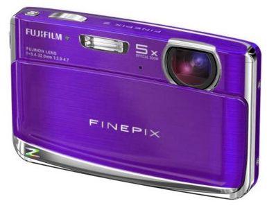 Fuji Finepix Z70 Fujifilm FinePix Z70 (violett) für 53,49€