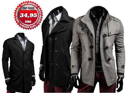 Bolf GANEDER   Herrenmantel und Jacken für je 34,95€   Update