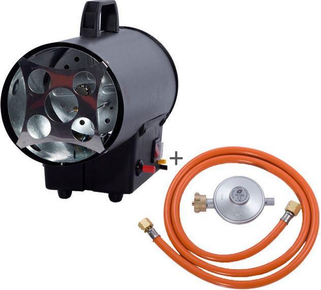 FUXTEC GH10   Industrie Gasheizer und Strahler für 49,90€ (statt 69€)