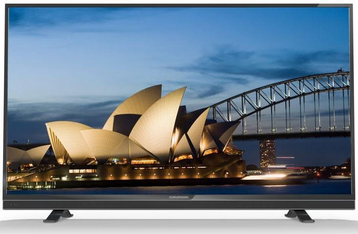 Grundig Grundig 49 VLE 822 BL   49 Zoll 3D Smart TV mit triple Tuner für 419,99€   Update!