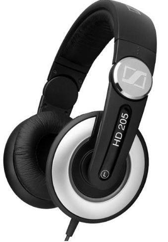 Sennheiser HD250 II   geschlossener DJ Kopfhörer für 24,99€