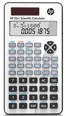HP 10s+ HP 10s+ Wissenschafts Taschenrechner für 5,99€