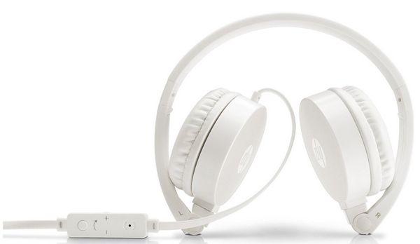 HP H2800 Headset weiß für 10€ (statt 14€)