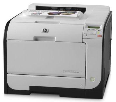 HP LaserJet Pro 400 M451dn Farblaserdrucker für 197,69€