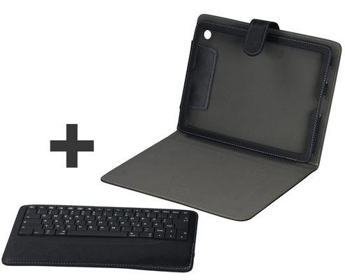 Hama Portfolio + Bluetooth Tastatur für Apple iPad 1/2/3/4 für 22,49€   Update