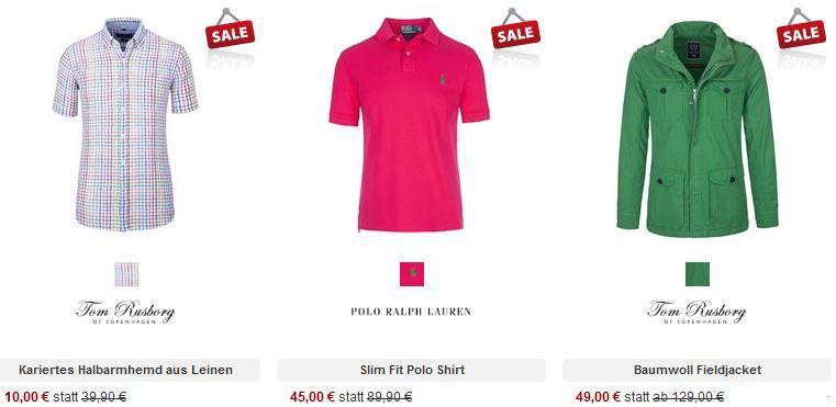 Hirmer HIRMER 50% Fashion Rabatt SALE oder 15€ Gutschein für nicht reduzierte Ware