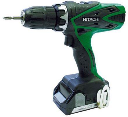 Hitachi DS 18DSFL (1.5L) 2 x 1,5 Ah Li Ion 18 V Akku Bohrschrauber + Koffer für 130,99€
