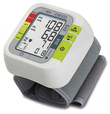 HoMedics BPW 1000 EU   Automatisches Handgelenk Blutdruckmessgerät für 9,99€
