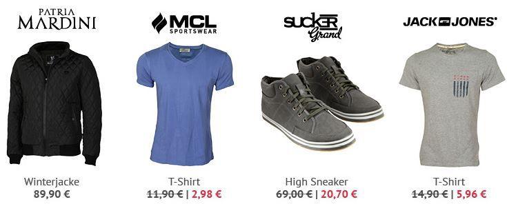 Jack&Jones T Shirts ab 5,96€   Herbst Sale mit bis zu 80% Rabatt bei den Hoodboyz
