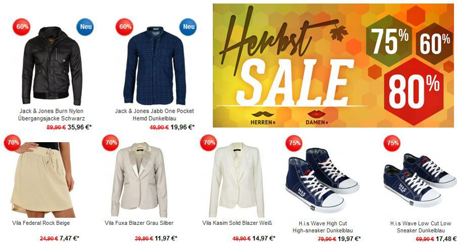 Jack & Jones Jacke Burn für 35,96€ und mehr Angebote bei der neuen Hoodboyz Rabatt Aktion   Update!