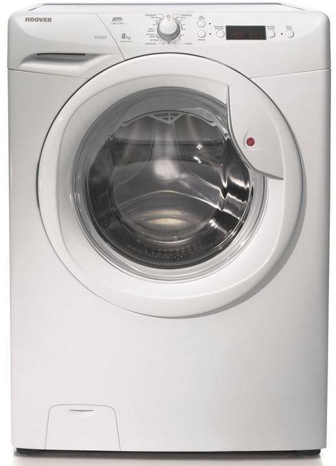 Hoover Vision VHD 8145 D   Waschvollautomat mit A+++ max 8KG bei 1400U/M für 329,99€