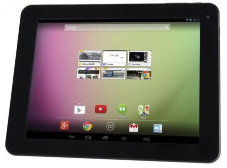 Intenso TAB 814S Intenso TAB 814S   8 Zoll Android Tablet (Dual Core, WLAN, 8GB) für 69,90€