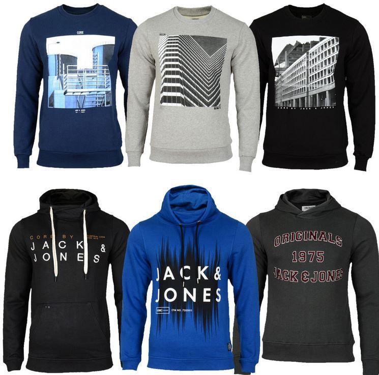 JJ Top! Jack & Jones Hoodies und Sweatshirts für je 19,90€