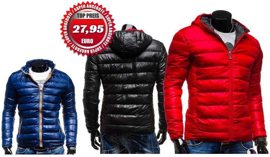 Bolf   Kamlin Herren Jacken für je 27,95€ inkl. Versand   Update