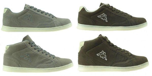 Kappa Volir Sneaker in 2 Farben für je 23,99€