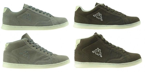 Kappa Volir Sneaker Kappa Volir Sneaker in 2 Farben für je 23,99€
