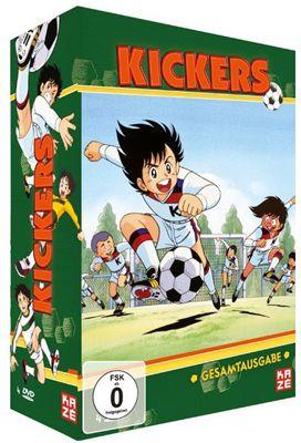 Kickers   Die Gesamtausgabe auf 4 DVDs ab 26,97€ (statt 44€)