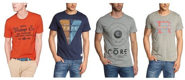 s.Oliver T Shirts schon ab 4€ bei Amazon   insgesamt 1.600 Artikel