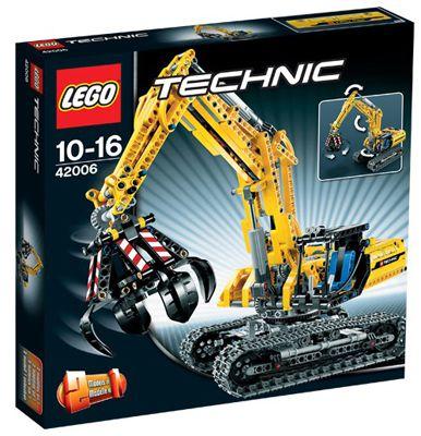 LEGO Technic 42006 Raupenbagger LEGO Technic 42006 Raupenbagger ab 33,96€ statt 51€